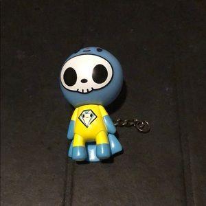 tokidoki purse charm/keychain